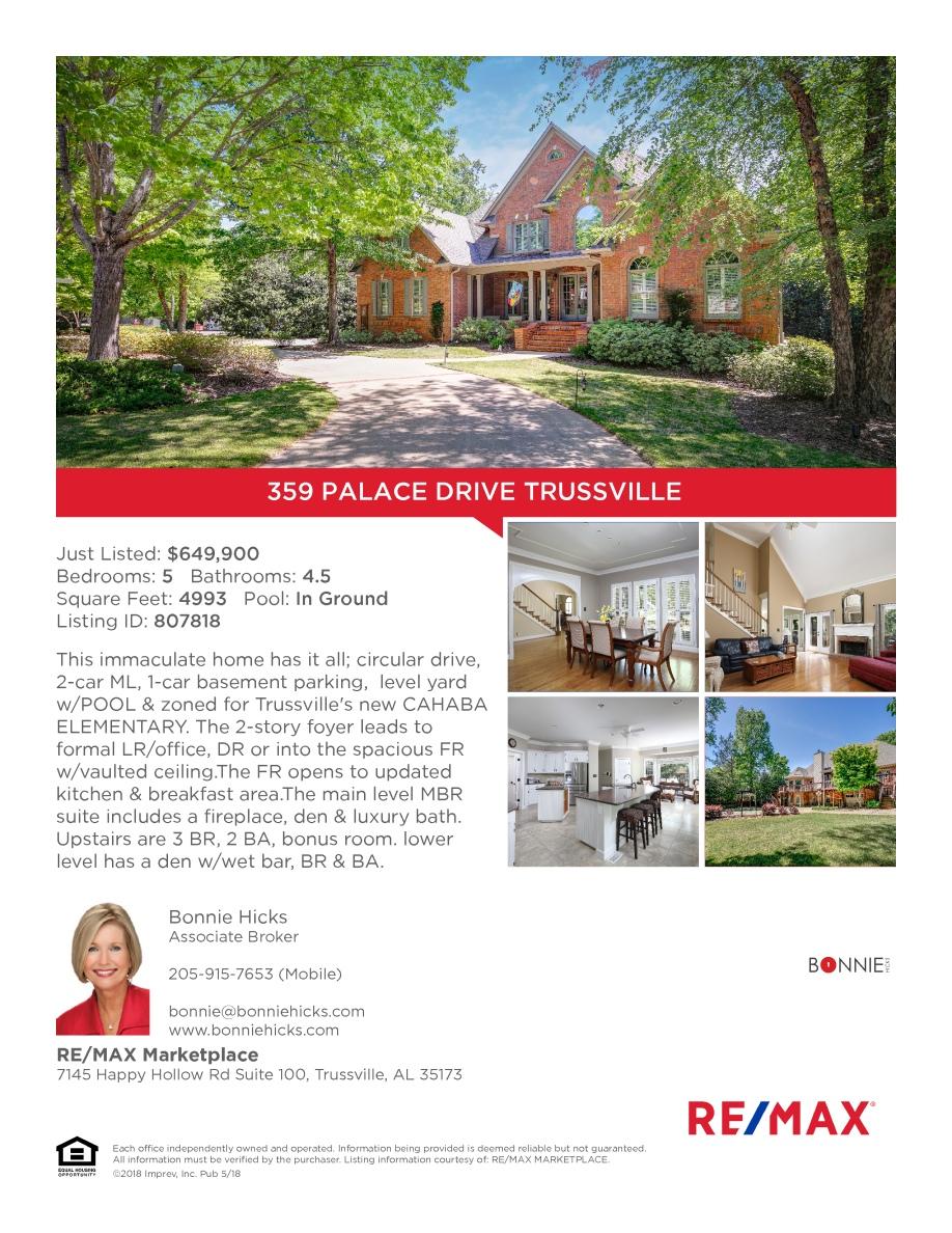 359 Palace Drive